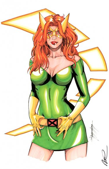 Marvel Girl (Jean Grey)