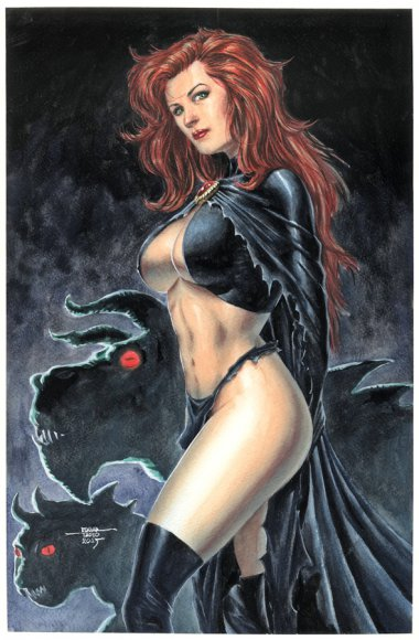 Goblin Queen (Madelyne Pryor)