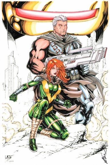 Cable and Hope Summers